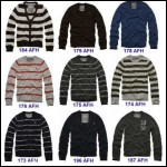 ABERCROMBIE and FITCH Sweater New All sizes S M L XL